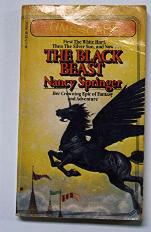 Nancy Springer Black Beast Abebooks