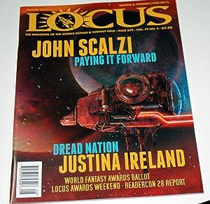 Locus (The Magazine of the Science Fiction: Jane Yolen, John