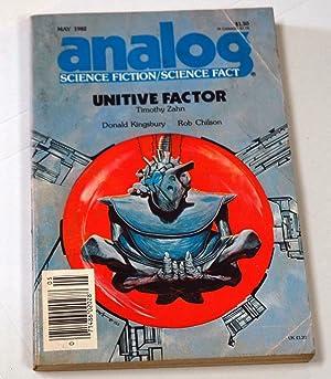 Analog Science Fiction & Fact, May 1982: Timothy Zahn; Bill