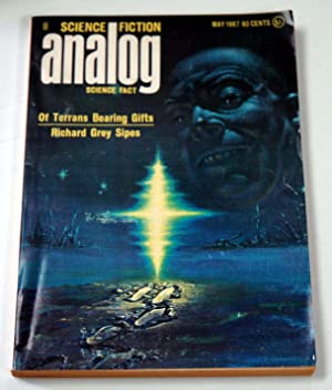 Analog Science Fact Science Fiction Magazine, May: Campbell, John W.