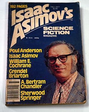 Isaac Asimov's Science Fiction Magazine, Fall 1977: William E. Cochrane;