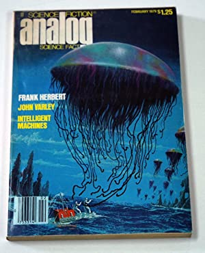 ANALOG Science Fiction/ Science Fact: February, Feb.: Frank Herbert; Eric