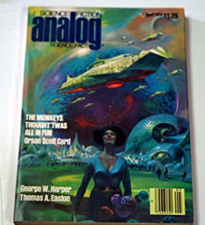 ANALOG Science Fiction/ Science Fact: May 1979: Orson Scott Card;