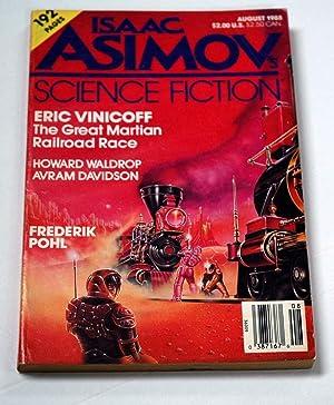 Isaac Asimov's Science Fiction Magazine August 1988: Dozois, Gardner (editor);