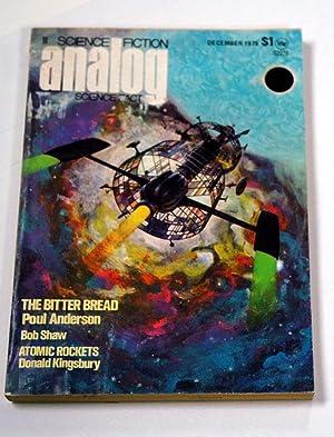 Analog Science Fiction: December 1975: Poul Anderson; Gardner