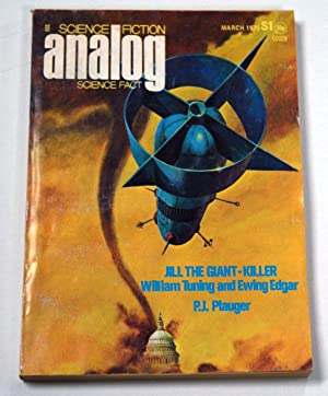 ANALOG Science Fiction/ Science Fact: March, Mar.: William Tuning &