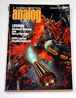ANALOG Science Fiction/ Science Fact: February, Feb.: Gordon R. Dickson