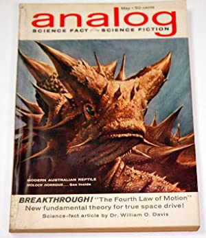 ANALOG Science Fact & Science Fiction: May: Darrell T. Langart