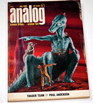 ANALOG Science Fiction/ Science Fact: July 1965: Poul Anderson; Gordon