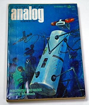 ANALOG Science Fiction/ Science Fact: September, Sept.: Scott W. Schumack;