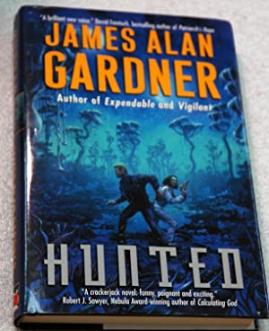 Hunted: Gardner, James Alan