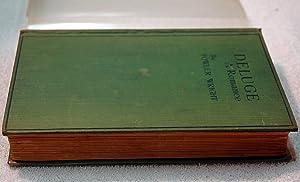 Deluge, A Romance: Wright, S. Fowler