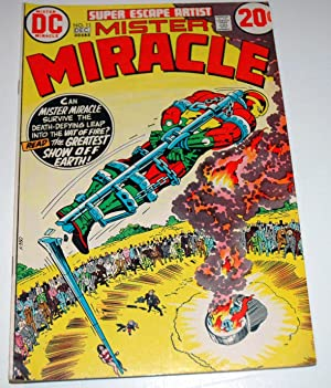 MISTER MIRACLE: Dec. #11: Jack Kirby
