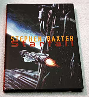 Starfall (Signed, Lettered Edition): Baxter, Stephen., Cover Illustrated by Baker, Chris.