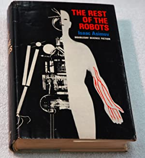 THE REST OF THE ROBOTS (First Ed/First Printing): Isaac Asimov
