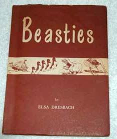 Beasties (Signed): Dresbach, Elsa