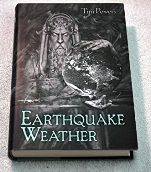Earthquake Weather (Signed, Limited Edition): Powers, Tim
