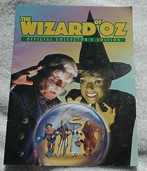 The Wizard of OZ Playbill: Frank Baum