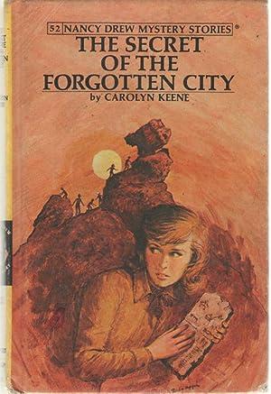 The Secret Of The Forgotten City: Keene, Carolyn (Harriet