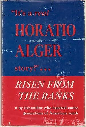 Risen From The Ranks Or, Harry Walton's: Alger, Horatio Jr.