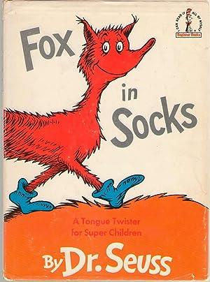 Fox in Socks: Seuss, Dr.