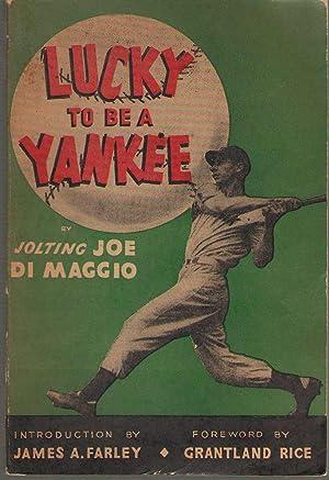 Lucky To Be A Yankee: Maggio, Joe Di