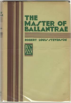 The Master Of Ballantrae: Stevenson, Robert Lewis