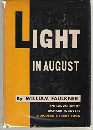 Light In August: Faulkner, William; Rovere,