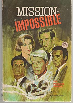 Mission Impossible The Priceless Particle: Powell, Talmage