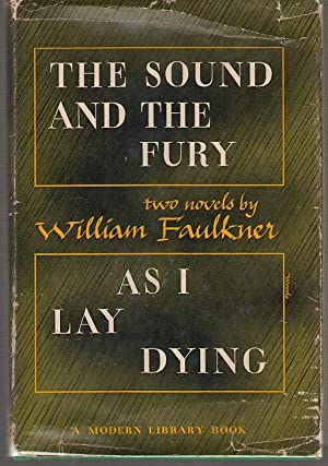 the sound and the fury by william faulkner essay The sound and the fury by william faulkner the author william faulkner (1897-1962) was born in new albany, mississippi, and later moved to oxford.