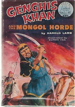 Genghis Khan And The Mongol Horde: Lamb, Harold