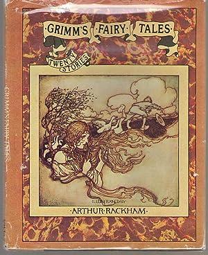 Grimm's Fairy Tales Twenty Stories: Grimm, Brothers &