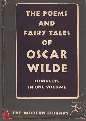 The Poems And Fairy Tales Of Oscar: Wilde, Oscar