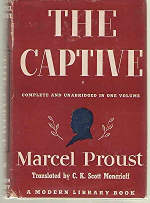 The Captive: Proust, Marcel