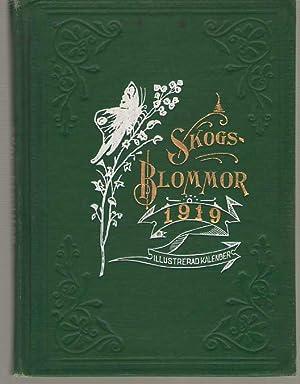 Skogsblommor 1919 Illustrerad Kalender: P -L L,