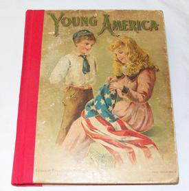 Young America Entertaining Stories for Girls and Boys: No Author Noted