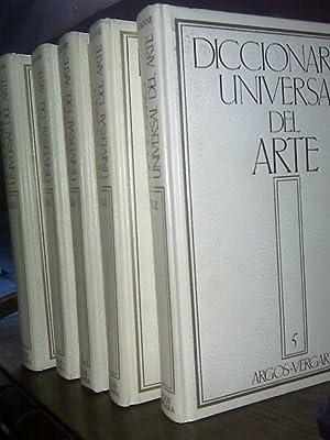 Diccionario Universal Del Arte 5 Tomos: Cabanne