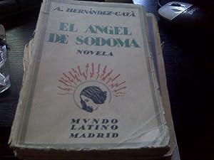 El Ángel De Sodoma: A. Hernández -