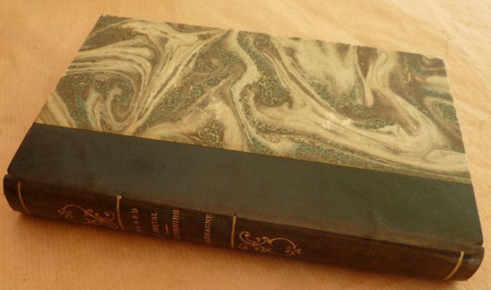 Souvenirs D'Allemagne. Lorely. Gérard de Nerval. [ ] [Hardcover] (bi_30295952918) photo