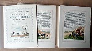 Don Quichotte: Cervantès.