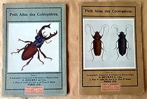Petit Atlas des Coléoptères. Tomes I et II.