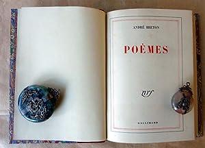Poèmes.: Breton (André).