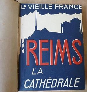 Reims La Cathédrale.: Mayor (J.).