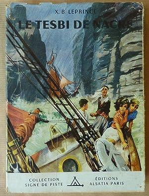 Le Tesbi de Nacre.: Leprince (X. B.).
