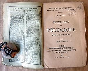 Aventures de Télémaque fils d'Ulysse. Tome premier: Fénelon.