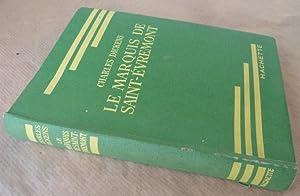 Le Marquis de Saint-Evremont.: Dickens (Charles).