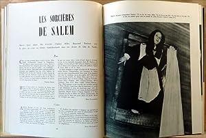 Théâtre de France; N°V. Panorama du théâtre parisien de septembre 1954 à juillet 1955.: Collectif.