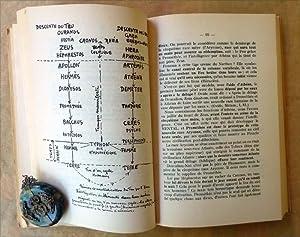 Pleins feux sur La Grèce Antique. La Mythologie vue par ses Ecoles des Mystères.: Emmanuel (R.).