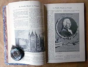 La Famille Royale au Temple. Journal de la Captivité. Suivi de Souvenir de léonard; coiffeur de La ...