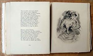 Poésies érotiques. Gravures Originales de J.A. Bresval: De Parny (M. Le Chevalier).